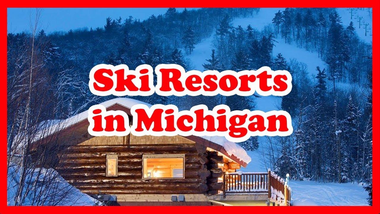 5 top-rated ski resorts in michigan | us ski resort guide - youtube