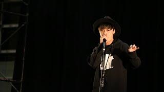【神業】Human Beatbox 日本チャンピオン TATSUYA / 明治学院 白金祭2015 thumbnail