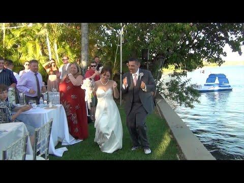 Steve & Christine Wedding Story