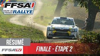 Finale de la Coupe de France des Rallyes - Etape 2