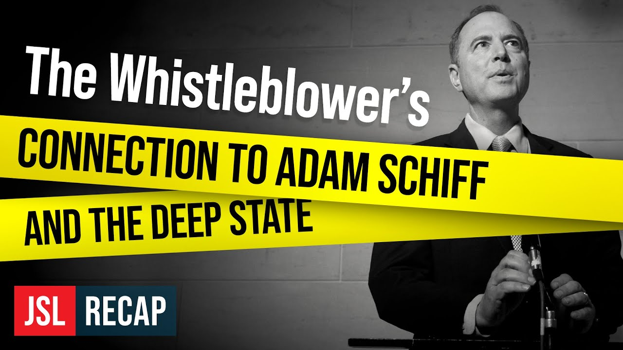 ACLJ Report: The Whistleblower's Connection to Adam Schiff, the Deep State and the Mueller Report