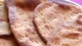 Лепешки картофельные
