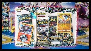 Lost Thunder Altaria 3 Pack Blister and Salandit Checklane Blister! Pokemon TCG