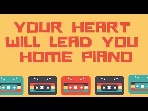 [Tigger Movie Soundtrack] Your heart will lead you home - Kenny Loggins piano cover mp3