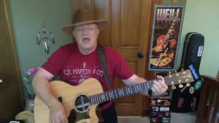 2083 -  Mountain Of Love  - Johnny Rivers vocal & acoustic guitar cover & chords