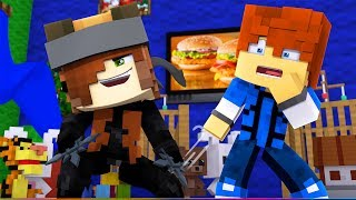 Minecraft Daycare - TINA IS A NINJA !? (Minecraft Roleplay