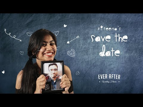 Kiteena's Save the Date !