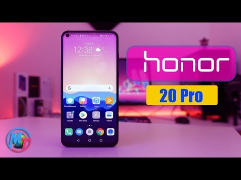 Honor 20 Pro - OFFICIAL DESIGN IS HERE!!!