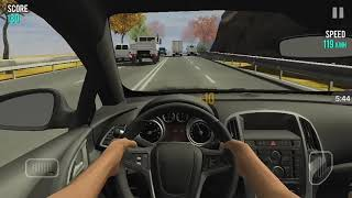 Racing in Car 2 Android Game