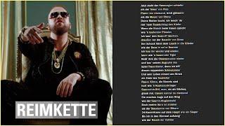 Kollegah Reimkette: 24 Karat Remix