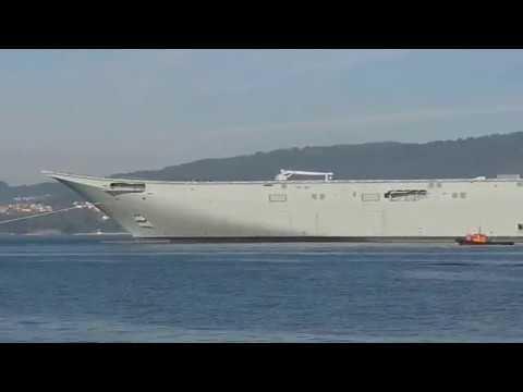 """HMAS Adelaide"" Megabuque type LPD for Australian Royal Navy"