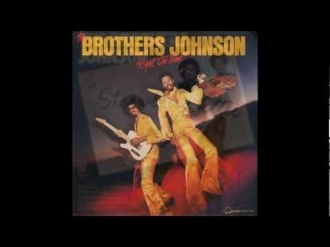 The Brothers Johnson Strawberry Letter 23 1977