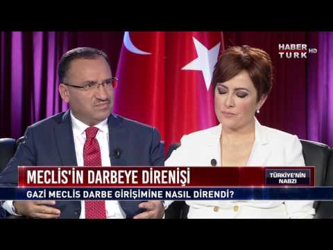 Türkiye'nin Nabzı - 5 Temmuz 2017 (Bekir Bozdağ)