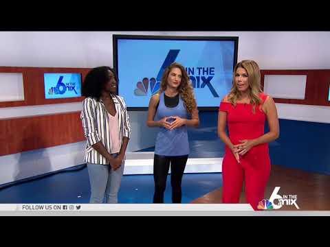 Fitness Expert & Health Wellness Professional Jennifer Nicole Lee on NBC TV, Fit Tips