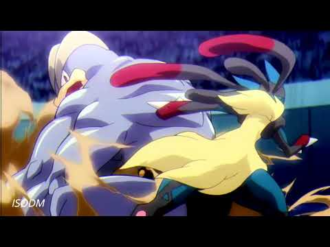 Pokemon Lucario|AMV|Hero