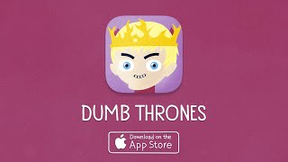 Dumb Thrones Game Trailer | Трейлер игры
