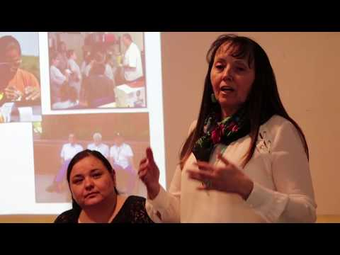 Native Voices Exhibit Presentation 2018