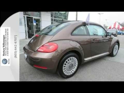 Certified 2015 Volkswagen Beetle Ventura CA Oxnard, CA #2849A