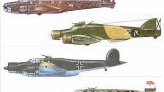 Warplanes of WWII - a complete overview