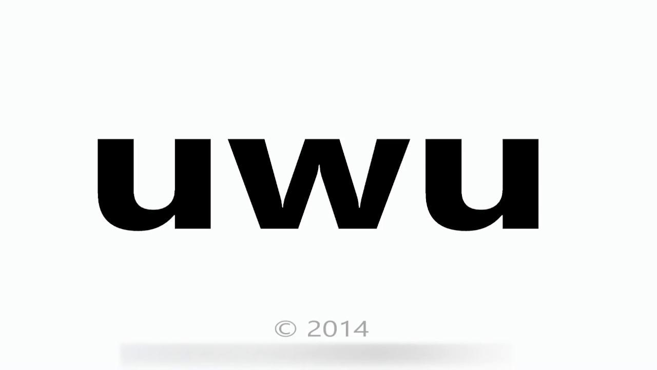 How To Pronounce Uwu Uwu Know Your Meme