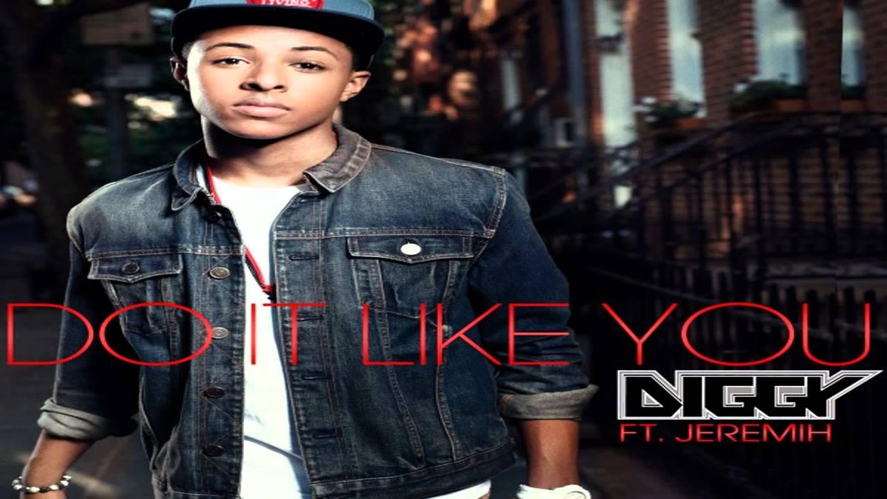 Diggy Simmons - Do It Like You (feat. Jeremih) Lyrics ...