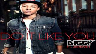 Diggy - Do It Like You (Instrumental)