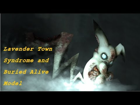 Creepypasta Readings Lavender Town Syndrome And Buried Alive