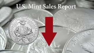 CoinWeek: U.S. Mint Weekly Sales Report - March 22, 2015