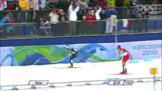 J. Lamy Chappuis - Nordic Combined - Normal Hill, 10KM - Vancouver 2010 Winter Olympic Games