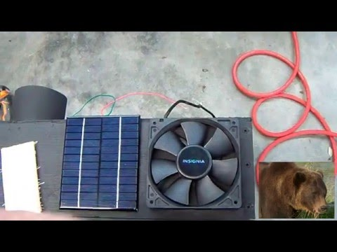 A Closer Look at the Circuit Components for an Active Solar Collector
