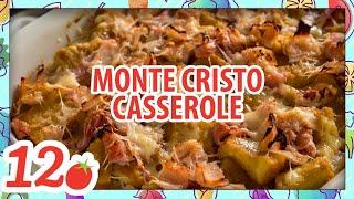 How To Make: Cheese Monte Cristo Casserole