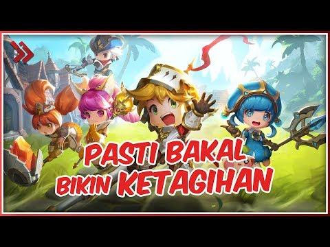 SERU BANGET!! Ini Dia 5 Game Android Terbaik dan Terkeren di Bulan April!! - 동영상