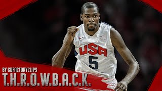 USA Team Highlights vs Spain 2012.07.24 - Every Play!