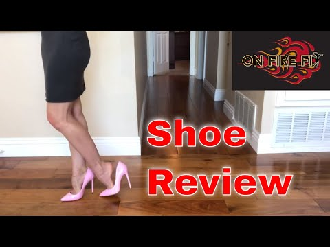 Shoe Review I High Heel Review by on Fire Fit