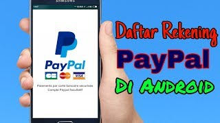 Gambar cover Cara Membuat Rekening Paypal Tanpa Kartu Kredit