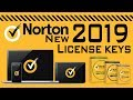 Norton 2019 New Activation Keys