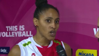 Peru v Colombia - Group 2: 2017 FIVB Volleyball World Grand Prix