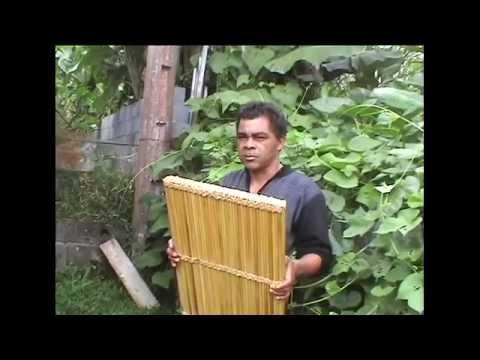 Vente d'Instruments de Musique Traditionnels de la Réunion -LaReunionTV-