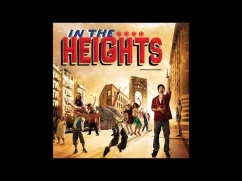 In the Heights  - 96,000 - Radio Edit - Karaoke DEMO Backing Track