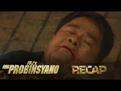 FPJ's Ang Probinsyano Recap: The end of General Alejandro Terante