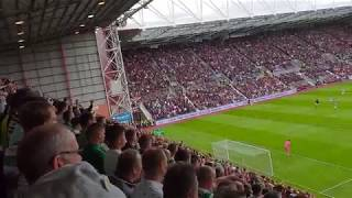 Celtic Fans Away | Boys of The old Brigade