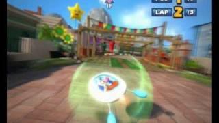 Sonic & Sega All-Stars Racing - Jump Parade
