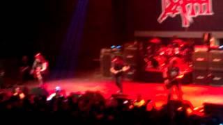 Death (dta tours ) - lack of comprehension chile