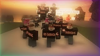 HUGE GUEST ATTACK ON ROBLOX CAFES!