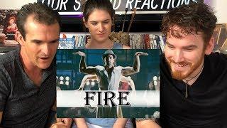 FIRE KITES | Hrithik Roshan | Music Video REACTION!!!!