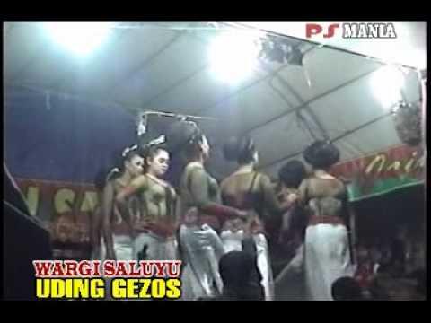 PS Mania Purwakarta Jaipong UDING GEZOS Subang AMPLOP BIRU Panyingkiran Sukasari PWK 16Juni2014