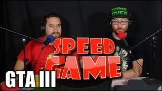 Speed Game - Grand Theft Auto III - Fini en 1h19