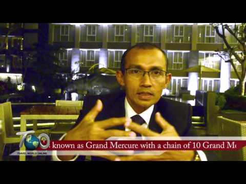 Engkun Kurnia - General Manager, Mercure Hotels