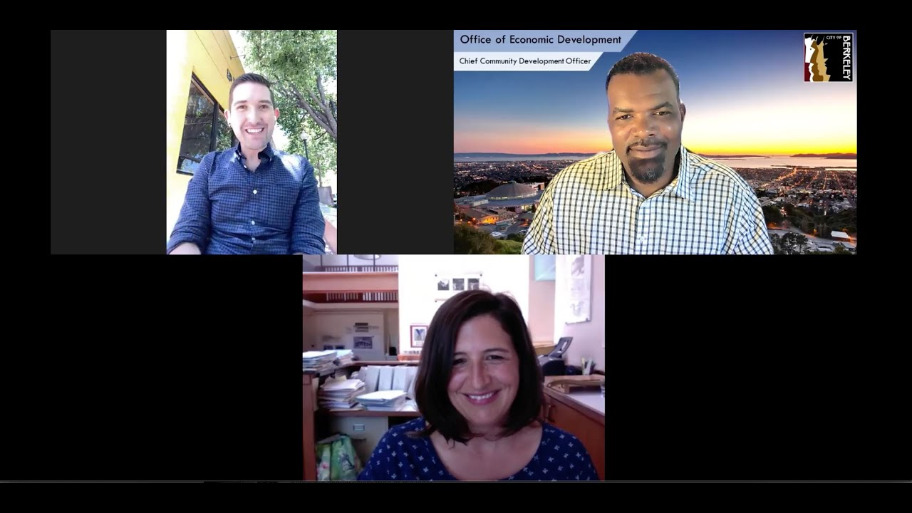 Check out Episode 4 of the Berkeley Business Beat!