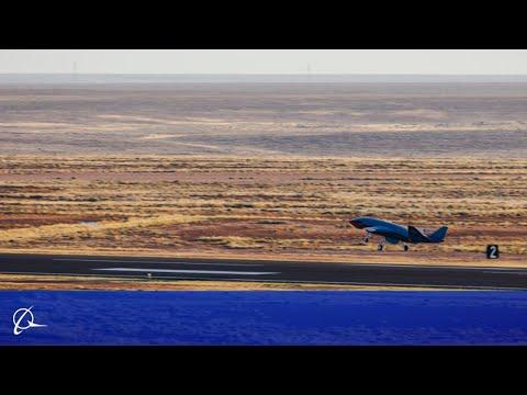 Australias First Loyal Wingman Completes Maiden Flight